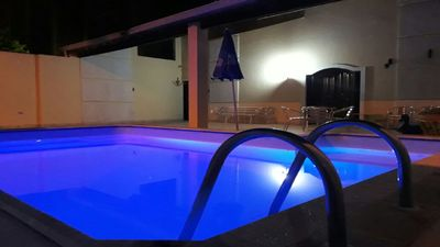 Photo for In the center Heated pool Wi-fi wathapp 013992047919 (parcele no carton)