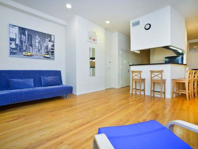 Photo for Superior 3 Bedrooms Times Sq NYC - Three Bedroom Apartment, Sleeps 8