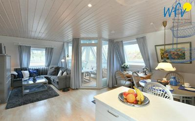 Photo for Comfortable apartment with a beautiful loggia!