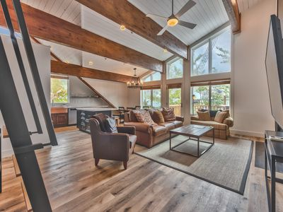 Photo for Deer Valley Black Bear Lodge Penthouse Condo with private hot tub! Walk to Ski!