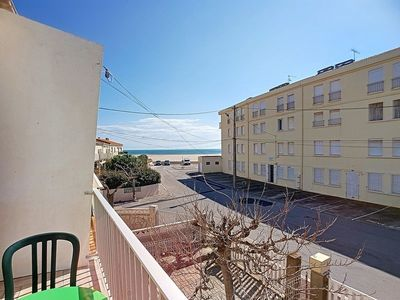 Photo for APPT T2 BALCONY SEA VIEW- 50 M FROM THE BEACH-LOWER SAINT PIERRE LA MER