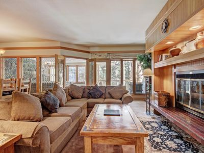 Photo for Recently renovated, Ski-In Ski-Out 2 Bedroom with Brand New Private Hot Tub!