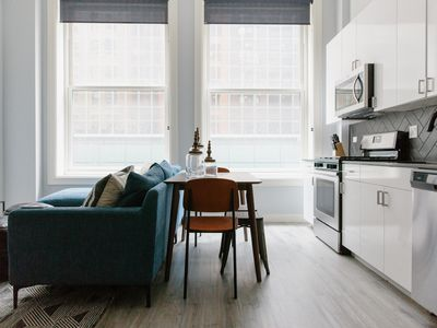 Photo for Sonder | The Plymouth | Spacious 4BR + Rooftop