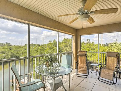 Photo for Waterfront Englewood Condo w/ Dock & Pool Access!