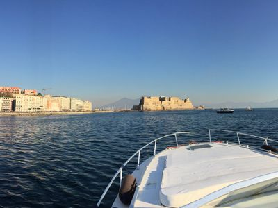 Photo for Look at Naples from the sea