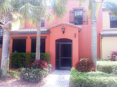 Photo for PASEO SouthWest Florida - 2BR, 2.5b, On Quad with Semi-Private Pool