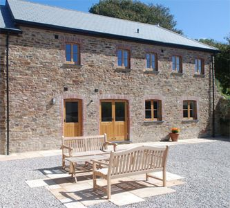 Photo for The Piggery, Hope Cove - newly converted barn - SLEEPS 4