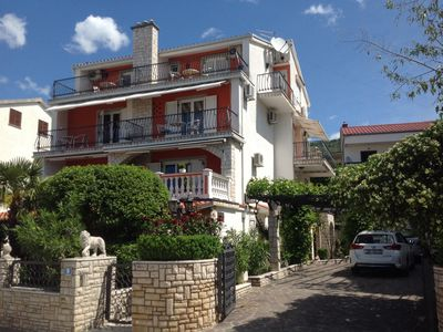 Photo for 1BR Apartment Vacation Rental in Selce, Kvarner Bucht