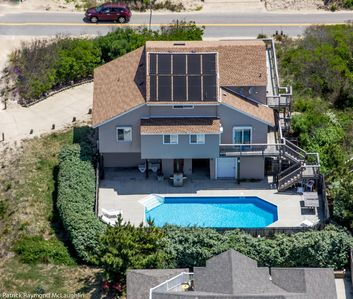 Photo for Beach Beauty with amazing pool close to the beach!Pet friendly!