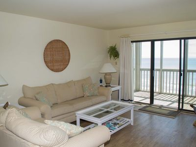 Photo for Enjoy great views from this Oceanfront Condo! Wonderful Amenities!