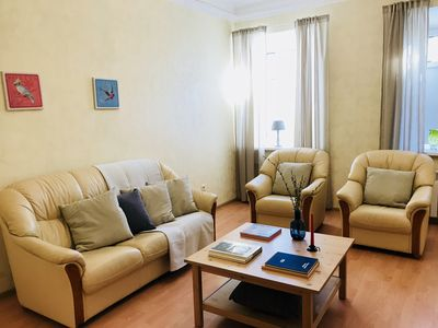 Photo for Cosy and large 3-bedroom apartment in Historic Centre of Saint-Petersburg