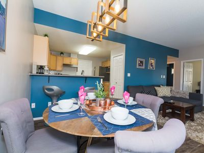 Photo for The Sunshine Suite - Summerside with Lake Access!