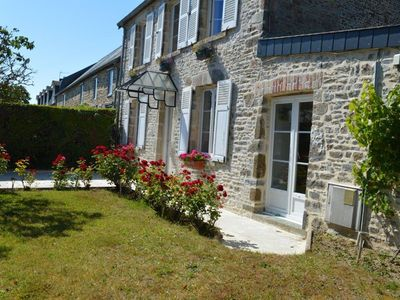 Photo for 2BR House Vacation Rental in Denneville, Normandie