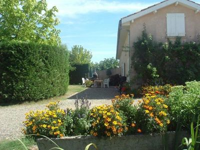 Photo for Gite Aire-sur-l'Adour, 3 bedrooms, 6 persons