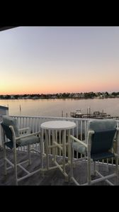 Photo for Top Floor Waterfront Condo - Beach And Boating Access