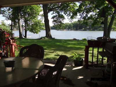 Photo for Luxury Portage Lakefront Private Home