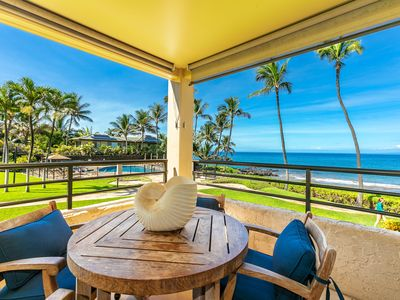 Photo for New Listing! Beautifully Redesigned! Incredible Ocean Views! Polo Beach 203