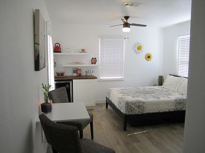 Photo for E. Austin Renovated Bohemian Mother-In-Law Suite, 4 mi to dtwn, 6 mi to airport