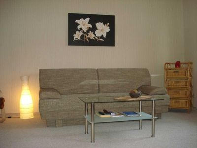 Photo for 1BR Apartment Vacation Rental in Grambin