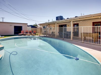 Photo for Perfect Patio Paradise Old Town 5BD/2BA with Heated Pool & Hot Tub!