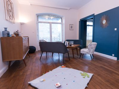 Photo for Libéllules - House classified city heart - 12p - 5 bedrooms