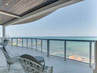 Photo for NEW OCEAN FRONT / RENTS 1/2/3 BDRM + STUDY - DOESN'T GET ANY BETTER THAN THIS!!!
