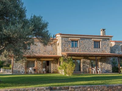 Photo for House in tranquil olive grove - 200m from beach