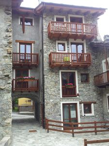 Photo for Comfortable and welcoming in a typical mountain village