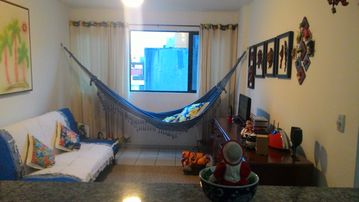 CONVENIENT APARTMENT WITH VIEW TO THE SEA OF JATIUCA BEACH.
