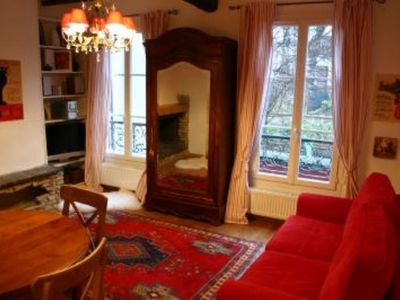 Photo for Paris 18 Montmartre: Apartment/ flat - PARIS