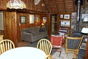Newly Renovated Lakefront 2 Bedroom Log Cabin on Moosehead Lake