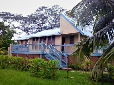 Photo for River View Farm and Retreat. A home in the Community Baboon Sanctuary, Belize
