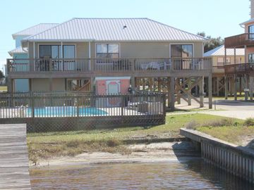 Homes, On Golden Pond, Gulf Shores, AL, USA