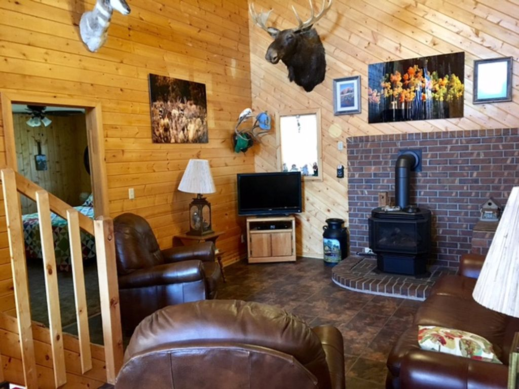 inout cabins property stairway rental rentals vacation heaven tub redawning head in cabin hot ski with brian to out
