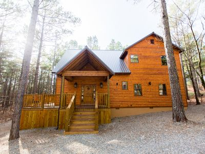 Photo for Time Well Wasted; 4 Br, 3 1/2 Bth; Shuffleboard; Hot Tub; Fire Ring;