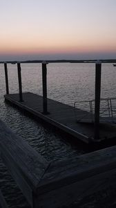 Community Dock & Pool over looking Folly River, 7-8 blocks from the beach