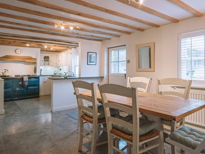 Photo for Church Cottage | Peaceful & Dog Friendly | Fire Place | Croyde Holidays