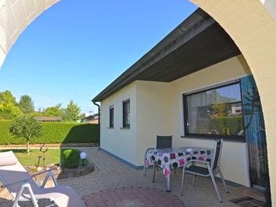 Photo for Detached holiday home near the Hennesee with terrace and garden