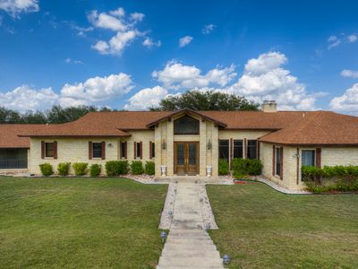 Photo for 720 Acre Ranch Featuring 6,000 Sq Ft Home on Crystal Clear Nueces River