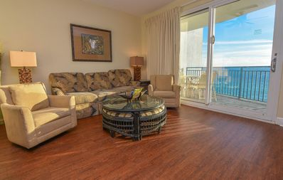 Contemporary Ocean View Get-Away With Amazing Gulf Views, Near Pier Park!