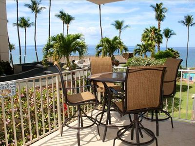 Photo for Lovely 2 BDRM Ocean View Condo - Starting @ $150.00/night - Kamaole Nalu #301