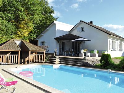 Photo for Wonderful holiday home with private swimming pool and terraces near Dun-les-Places