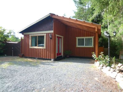 Photo for The Cedar Cottage - 1 bedroom and 1 bathroom private cottage.