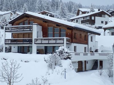 Photo for Apartment Guarda Flem in Flims - 8 persons, 2 bedrooms