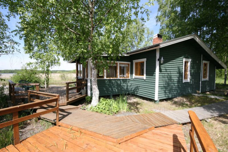Finland Glass House Rental