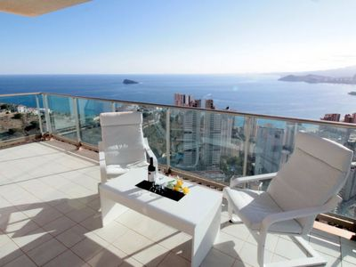 Photo for 2 bedroom Apartment, sleeps 4 in Racó de l'Oix with Pool, Air Con and WiFi