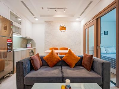Photo for Ho Chi Minh City 1 Bedroom Luxury Apartment