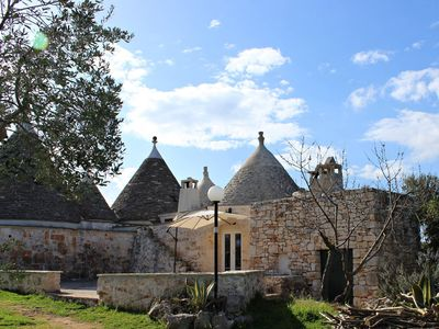 Photo for Wonderful newly renovated trullo