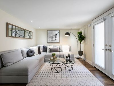 Photo for 2 Bedroom + Private Patio + Parking