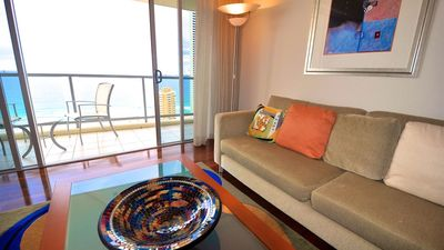 Photo for Ocean Front Apartment 30th Floor #1304